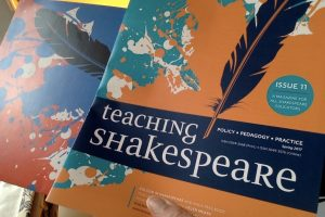 teaching shakespeare covers