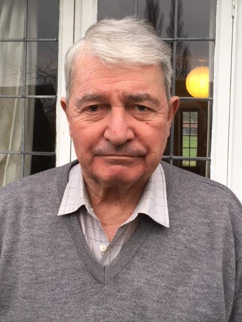 Roger Harcourt
